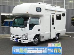 いすゞ びーかむ キャンピングカー AtoZ アラモ i-cool ソーラーパーネル