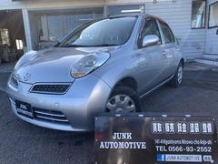 日産 マーチ の中古車 1.2 12S 愛知県安城市 9.8万円