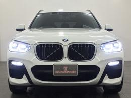 BMW主力のSUV【2018(H30)年式 X3 X-Drive 20D Mスポーツ】入庫致しました!!