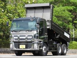 いすゞ ギガ 9.4t ダンプ 内寸-長510x幅220x高53