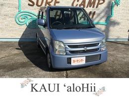 スズキ ワゴンR 660 FX ナビ・ETC・ハワイアンライトコーティング