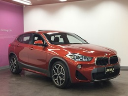 BMW X2 xドライブ20i MスポーツX 4WD アドバンスドAセーフティpkg/セレクトpkg