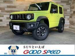 スズキ ジムニーシエラ 1.5 JC 4WD 登録済未使用車 セーフティサポート AT
