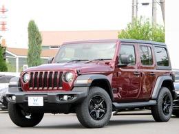 ジープ ラングラー アンリミテッド スポーツ アルティチュード 4WD 登録済未使用車 新車保証 ACC 限定車