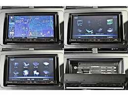 ワイドで明るい液晶画面、簡単な操作方法、多機能ナビゲーション。知らない街でも安心です。パナソニック ストラーダ 美優Navi 「CN-RX02D」