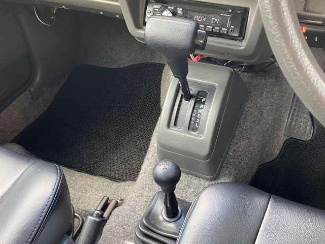 快適なAT車です!