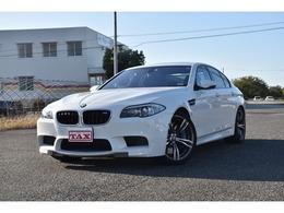 BMW M5 4.4 サンルーフ本革シート