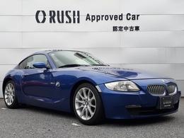 BMW Z4クーペ 3.0si 黒革 ナビ キセノン シートヒーター