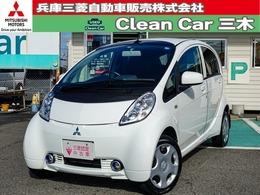 三菱 アイ・ミーブ(軽) X 16.0Kwh LEDライト 運助シートヒーター