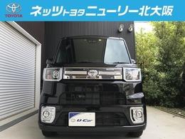 トヨタ ピクシスメガ 660 Gターボ SAIII 純正SDナビ バックモニター