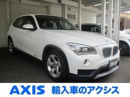 BMW X1 xドライブ 20i 4WD ワンオーナー 禁煙車 純正17インチアルミ