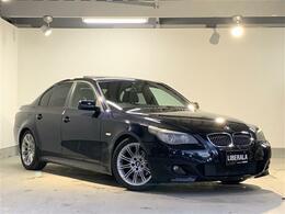 BMW 5シリーズ Mスポーツ サンルーフ 修復歴無し