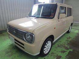 スズキ アルトラパン 660 L 4WD ワンオーナー エンスタ 走行52400キロ