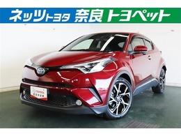 トヨタ C-HR ハイブリッド 1.8 G LED エディション TOYOTA認定中古車 ワンオーナー