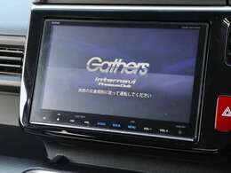 【 Gathers9インチプレミアムインターナビ 】VXM-185VFNi AM,FM,CD,DVD,SD,Bluetooth,フルセグ