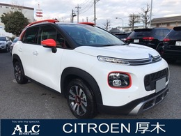 シトロエン C3エアクロスSUV シャイン 新車保証継承 カープレイ