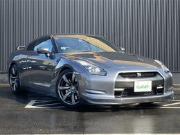 日産 GT-R 3.8 ブラックエディション 4WD 半革シート ドラレコ 社外フルセグ Bカメラ