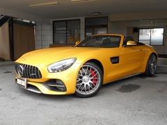 メルセデスAMG GT Cロードスター の中古車 4.0 熊本県熊本市東区 1480.0万円