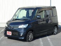 日産 ルークス 660 ハイウェイスター 純正ナビ/TV