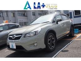 スバル インプレッサXV 2.0i-L アイサイト 4WD 車両品質評価書付/保証付/黒革シート/ナビ