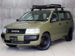 トヨタ プロボックスバン 1.3 DXコンフォートパッケージ 新品MTタイヤ ルーフラック キーレス