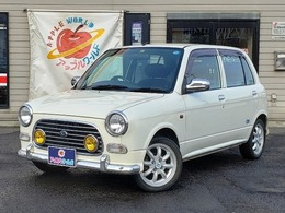 ダイハツ ミラジーノ 660 ミニライトスペシャル メモリアルエディション 4WD 検R5年2月 禁煙車 フォグライト