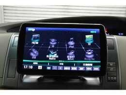 パナソニック製9インチナビCN-F1XD搭載☆ 大画面でとても見やすいです^^