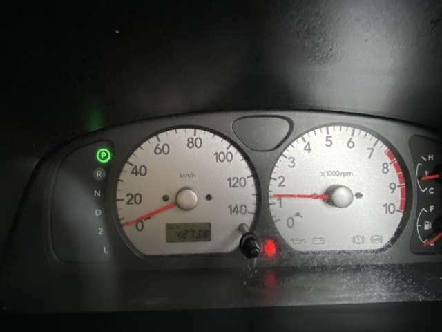 見やすいスピードメーターです!