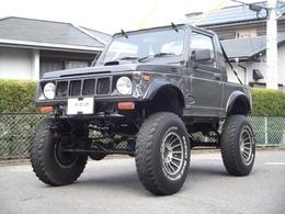 スズキ ジムニー 550 インタークーラーターボ フルメタル 4WD リフトUP・5速MT