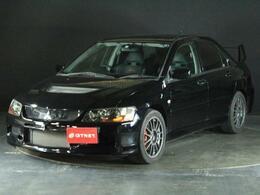 三菱 ランサーエボリューション 2.0 GSR IX 4WD オプションBBS 純正レカロ ブレンボ HID