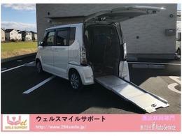 ホンダ N-BOX+ 660 G 車いす仕様車 スローパー
