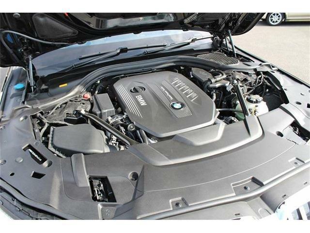 3L 直列6気筒BMWツインパワー・ターボ・ディーゼル・エンジン(320馬力)搭載