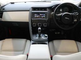 JAGUARの『Eペース』を認定中古車でご紹介!シージアムブルーの外装色にベージュ内装が非常にお洒落な一台です♪