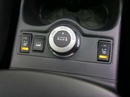 パートタイム4WDなので2WDと4WDの切り替えが可能です☆4WDは牽引や急勾配で利用するトルク重視のモードも付いていますよ☆路面状況に応じて使い分けてください!!
