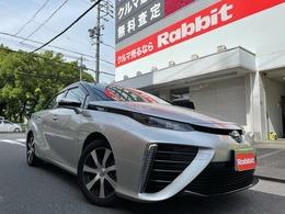トヨタ MIRAI ベースモデル トヨタセーフティセンス レザー ナビ