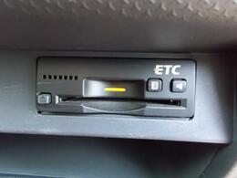 ETC装着されています☆高速道路でのお出かけの際の必須アイテムですね☆