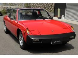 ポルシェ 914 2.0 正規ディーラー車