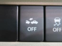 [レーダーブレーキサポート]渋滞などでの低速走行中、前方の車両をレーザーレーダーが検知し、衝突を回避できないと判断した場合に、ブレーキが作動。追突などの危険を回避、または衝突の被害を軽減します。