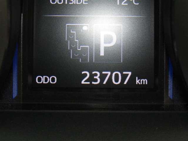 走行距離はおよそ24,000 kmです☆★