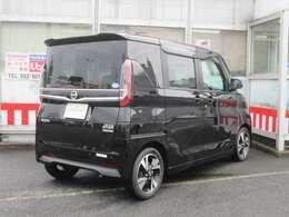 当社が試乗車及び社有車として使用した車です。新車保証も継承してお渡します。
