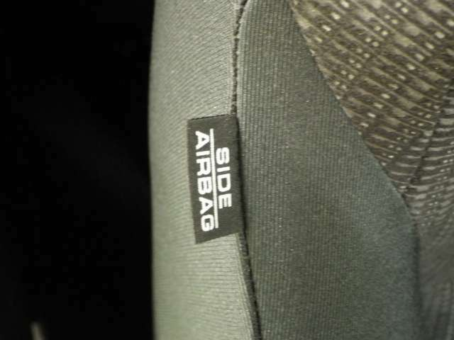 【サイドエアバッグ】万が一の側面からの衝突の際に、該当する側面の座席サイドからエアバックが展開し、乗員を守ります!