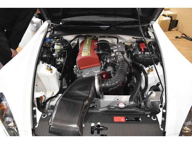 TODA 2.35エンジン 無限エアクリーナBOX TODA軽量プーリー