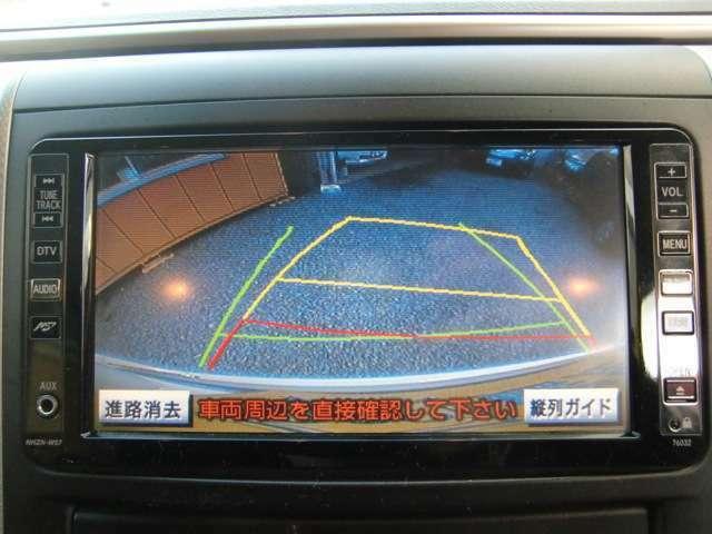 録音可能な純正HDDナビ♪地デジフルセグTVやバックカメラも装備しております♪