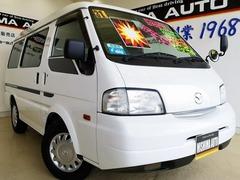 マツダ ボンゴバン の中古車 1.8 GL 低床 ハイルーフ 静岡県三島市 154.9万円