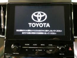 新型ディスプレイオーディオ搭載!!Bluetoothなどが初期設定で利用可能です!!