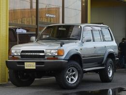 トヨタ ランドクルーザー80 4.5 VXリミテッド 4WD リフトアップ