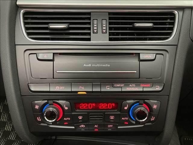 洗練されたエアコンダイヤル周りのデザインです!!右側調整ダイヤル上のドライブモードセレクトを変更すると、、、ダイナミック・オート・コンフォートモードに早変わり!