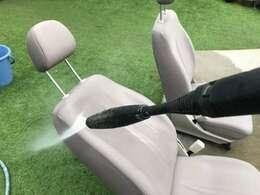 新型コロナウイルス除菌洗浄対策施工済み!実際のR2の写真です。シート全て外して洗浄しております。