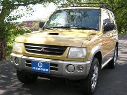 三菱 パジェロミニ 660 アニバーサリー リミテッド X 4WD 5速Mit