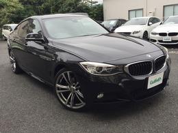 BMW 3シリーズグランツーリスモ 320i Mスポーツ 純正HDDナビ Bカメラ 外20AW HID 衝突軽減